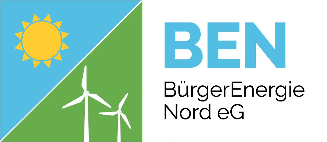 BürgerEnergie Nord eG Logo